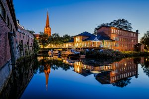Buxtehude - Obstroute Altes Land