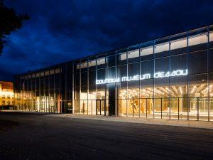 Bauhaus Museum Dessau, Außenansicht - Bauhaus-Museen