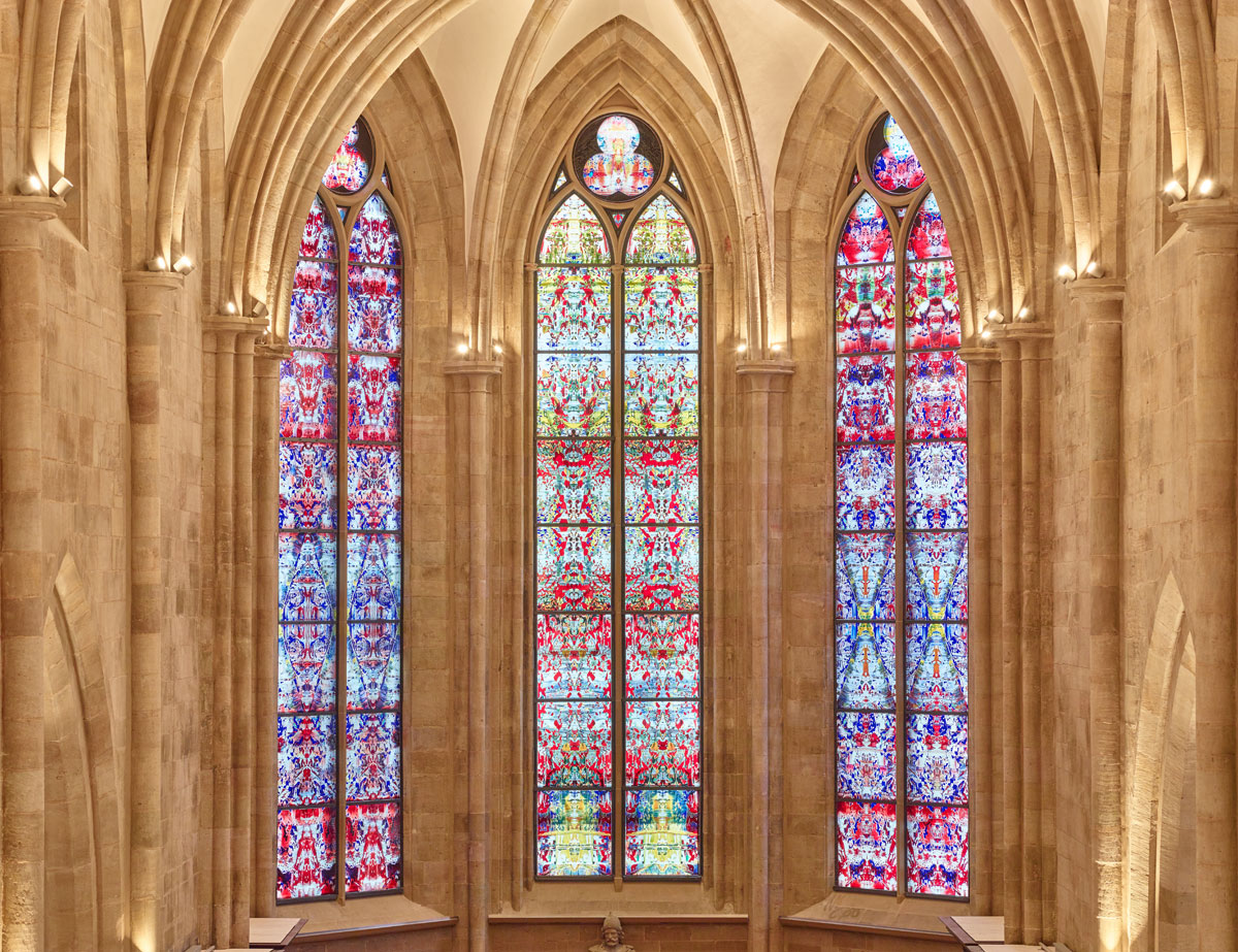 Gerhard Richter Kirchenfenster