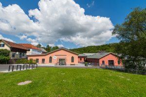 "Das ""Industriemuseum Kupfermühle"" in Harrislee"