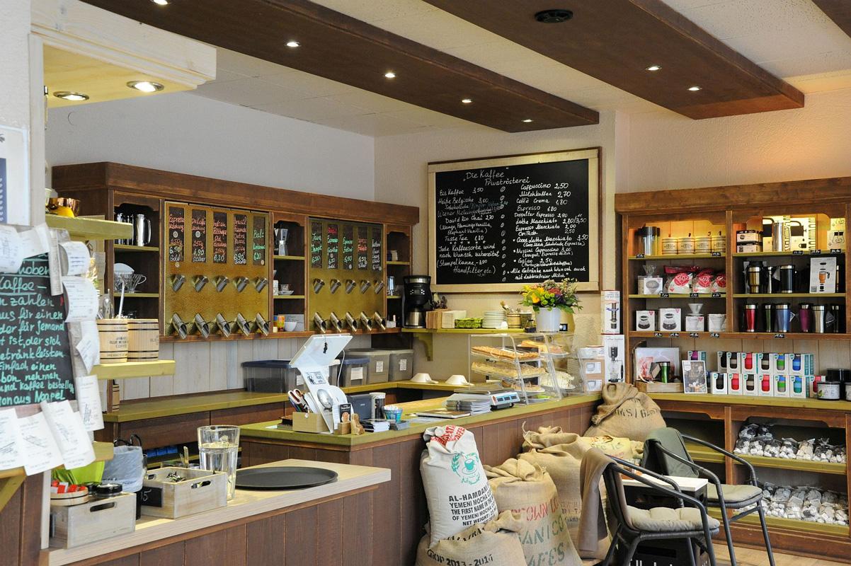 Die Kaffee, Düsseldorf
