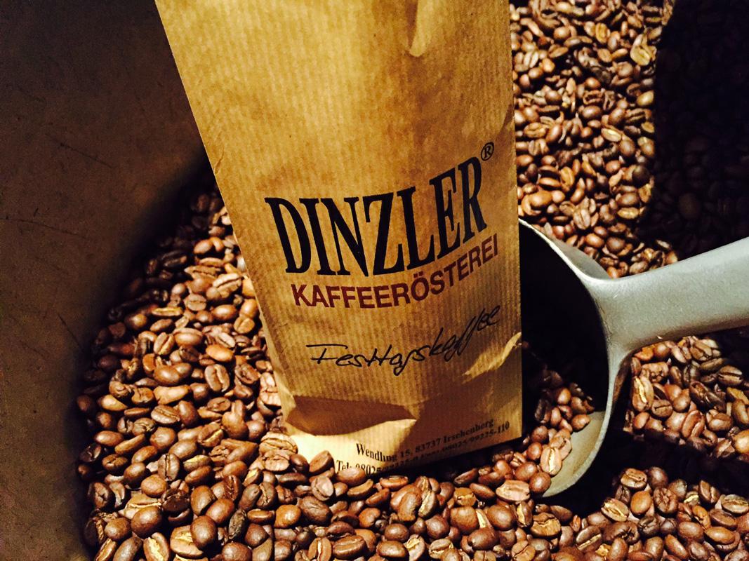 Dinzler Kaffeerösterei, Irschenberg