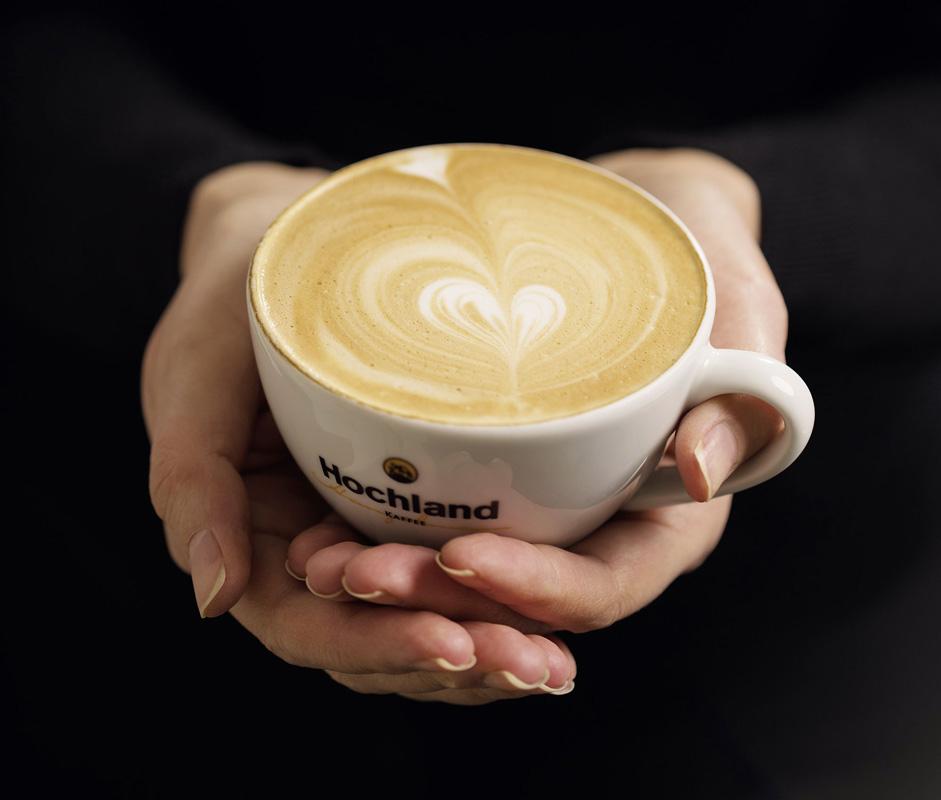 Hochland Kaffee, Stuttgart