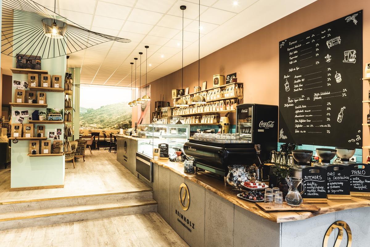 Reinholz Kaffeerösterei, Fulda