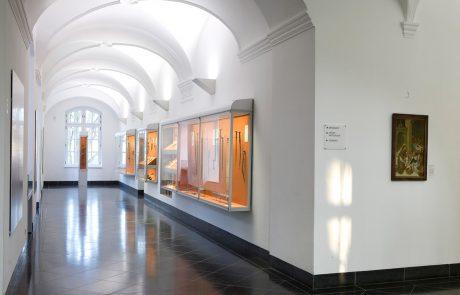 Kreuzgang, Deutsches Klingenmuseum Solingen