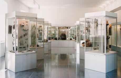 Ausstellung, Raum 19. Jhd., Deutsches Klingenmuseum Solingen
