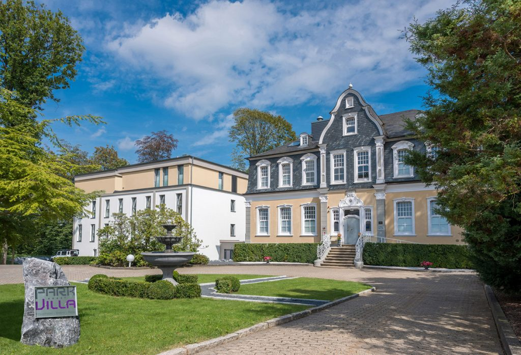 Wuppertal erleben im Hotel Park Villa