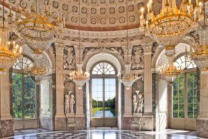 Schloss Benrath, Corps de Logis, Kuppelsaal