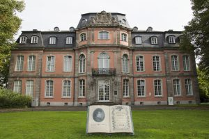 Schloss Jägerhof mit Goethe-Museum Düsseldorf
