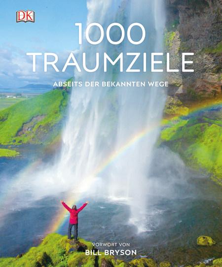 Buchtitel 1000 Traumziele Abseits der bekannten Wege