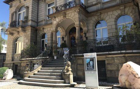 Edelsteinmuseum Idar-Oberstein, Außenansicht