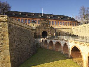 Zitadelle Petersberg in Erfurt