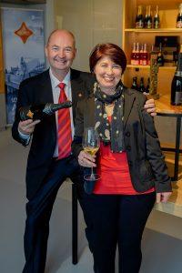 Norbert und Birgit Szigeti, A-Nobis Sektkellerei