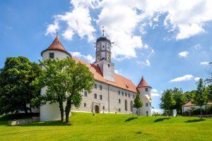 Renaissance-Schloss Höchstädt