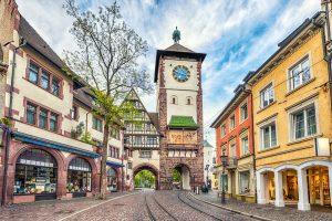 Freiburg im Breisgau, Schwabentor