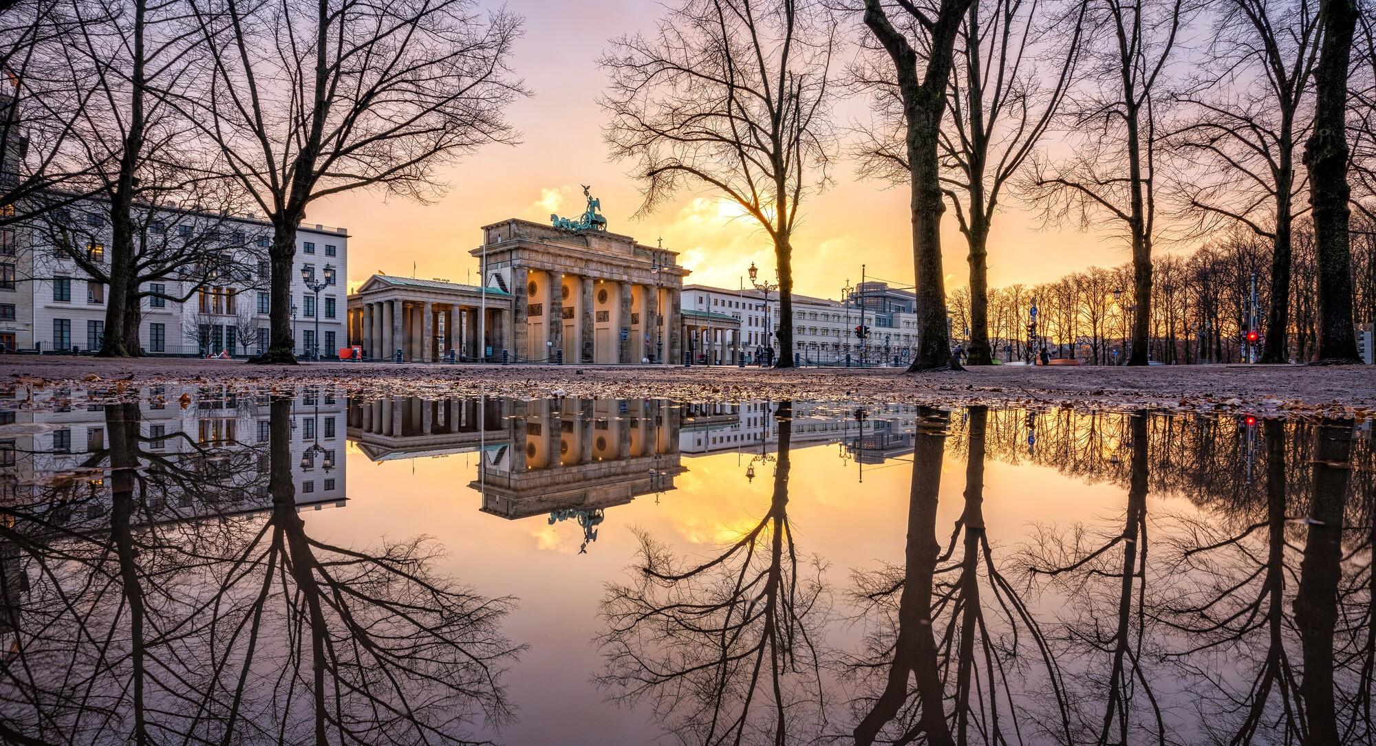 Winterabend in Berlin©eyetronic - stock.adobe.com