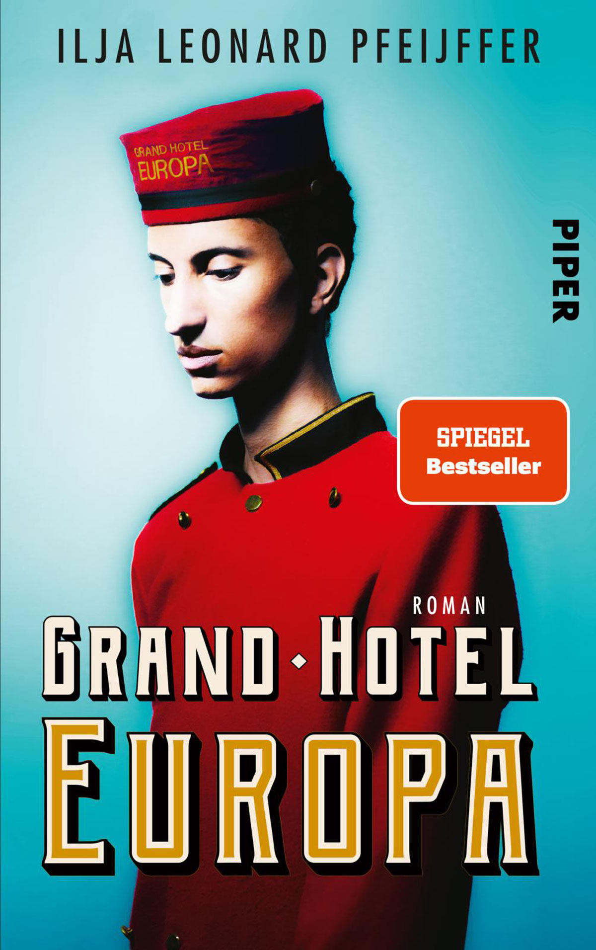 Buchtipps Grand Hotel Europa