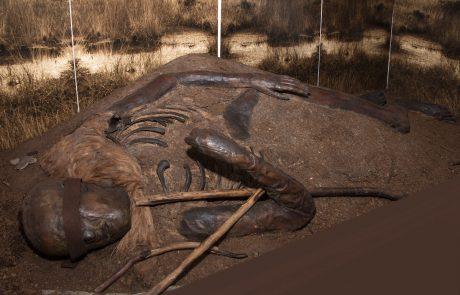 Kind von Windeby - Schleswiger Museumsinsel
