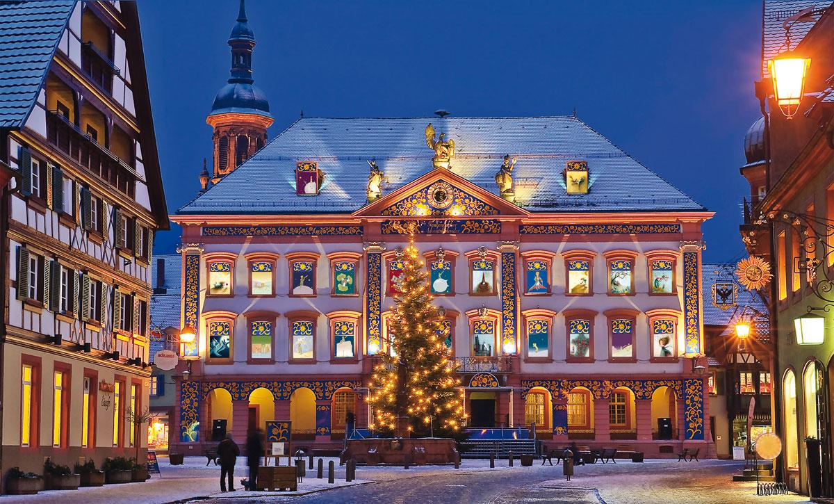 Adventskalender Rathaus Gengenbach