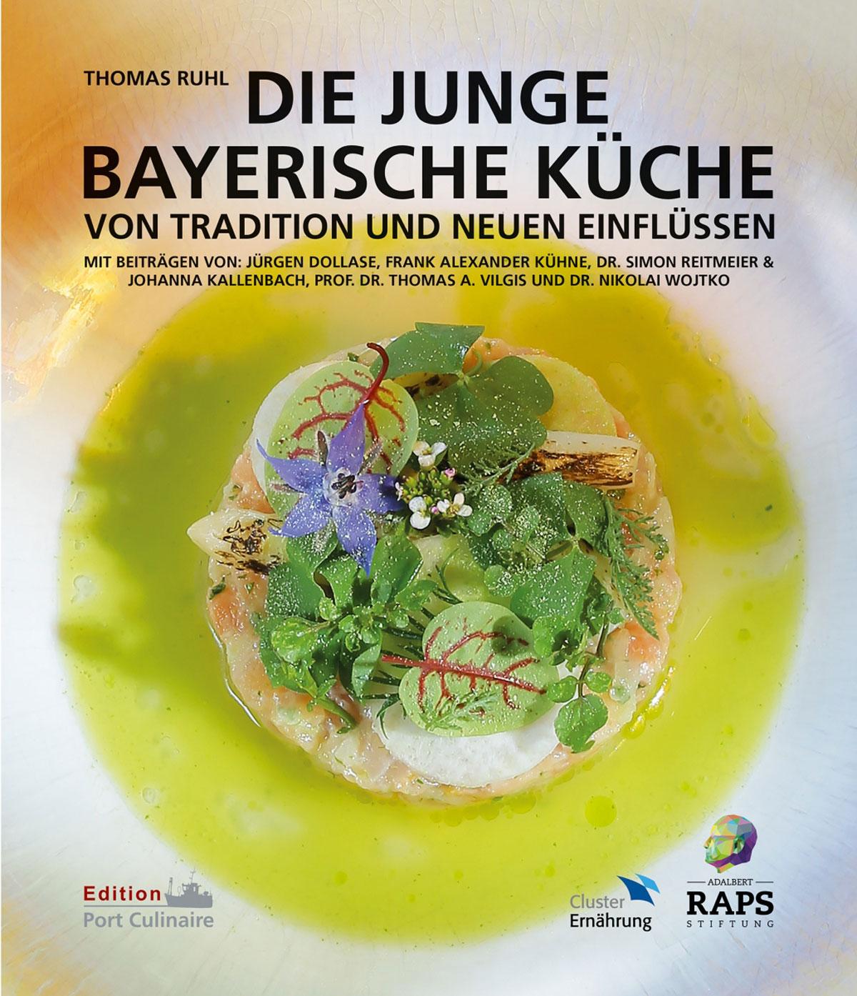 """Buchtipps, handverlesen:  """"Die junge bayerische Küche"""" von T. Ruhl"""