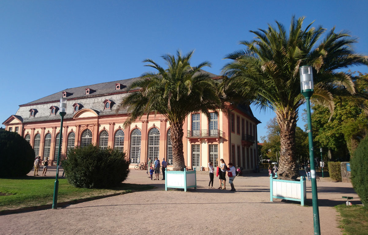 Fein & Garten im Jagdschloss Kranichstein