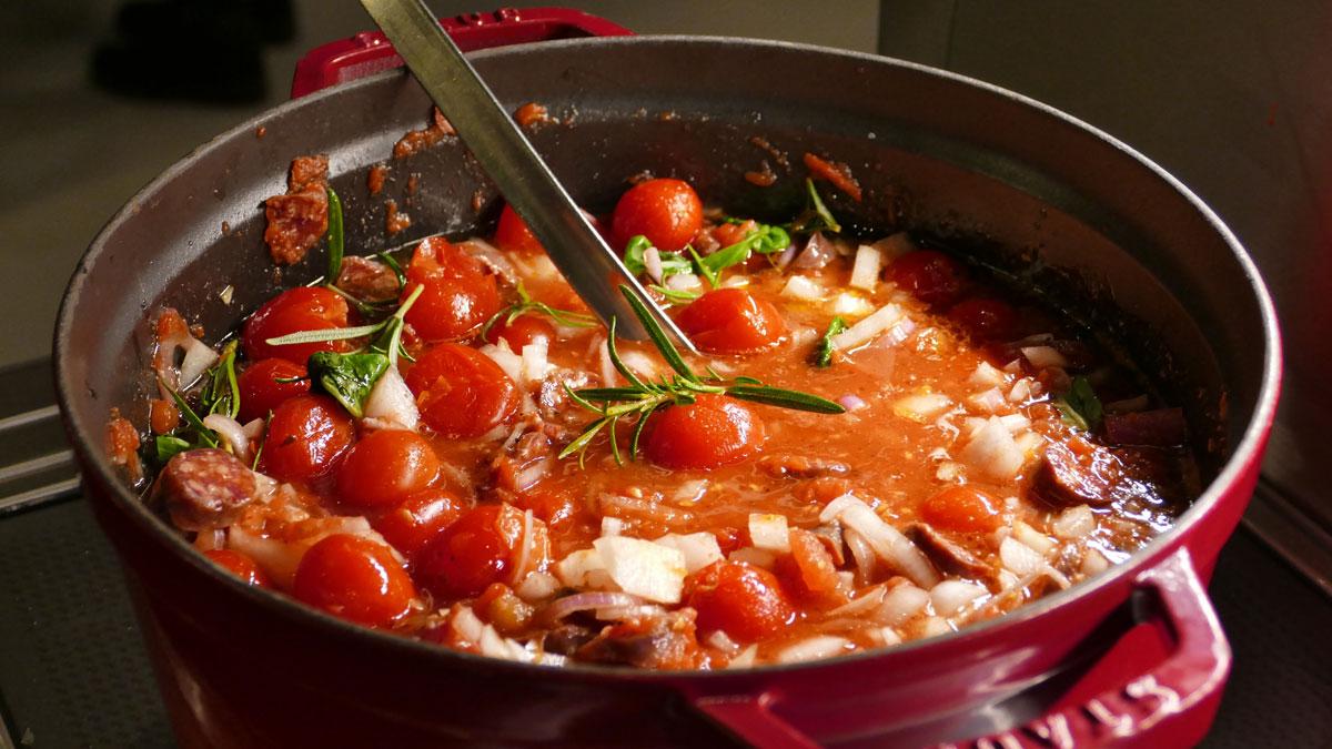Food Fast statt Fast Food – 12 Qualitätsgerichte für das Homeoffice