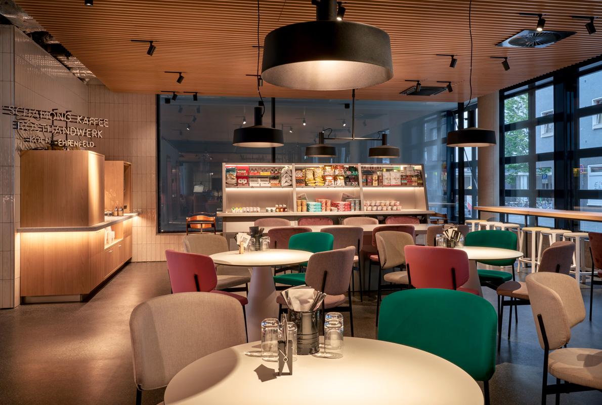 Urban Loft Cologne, Dining Area