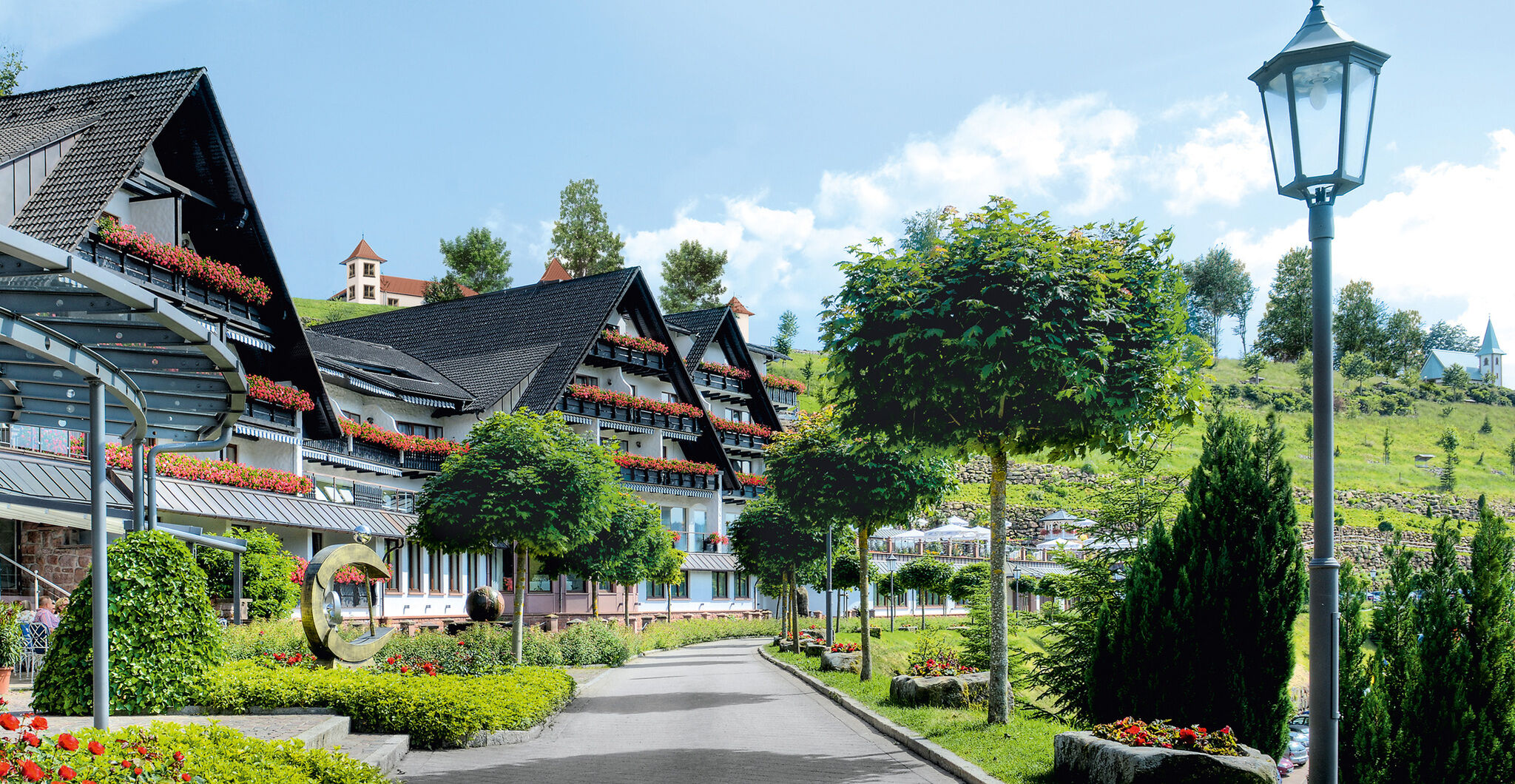 """Hotel Dollenberg Relais & Chateaux, Bad Peterstal-Griesbach"""" title="""