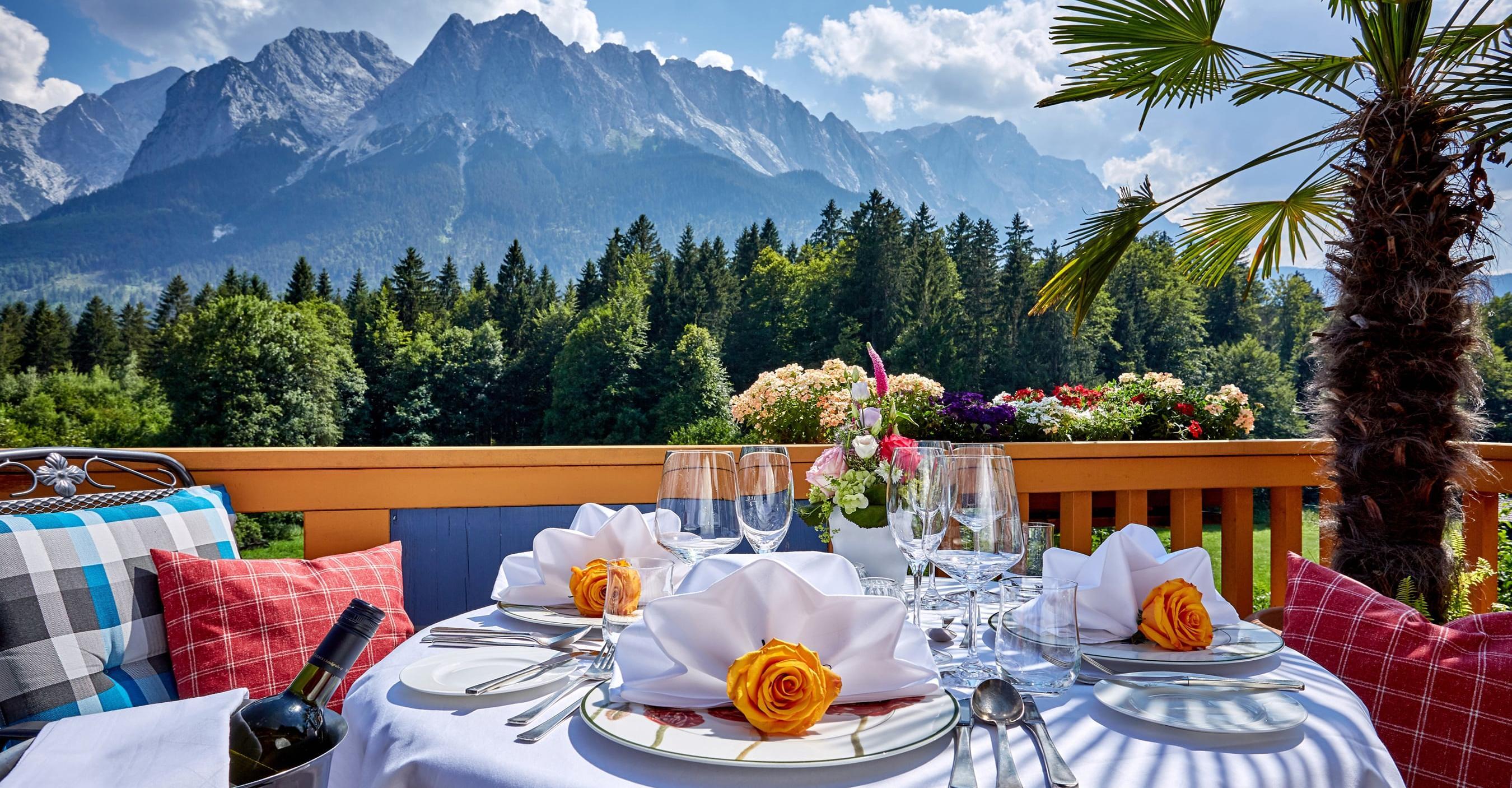 """Panorama Romantik Alpenhotel Waxenstein"""" title="""