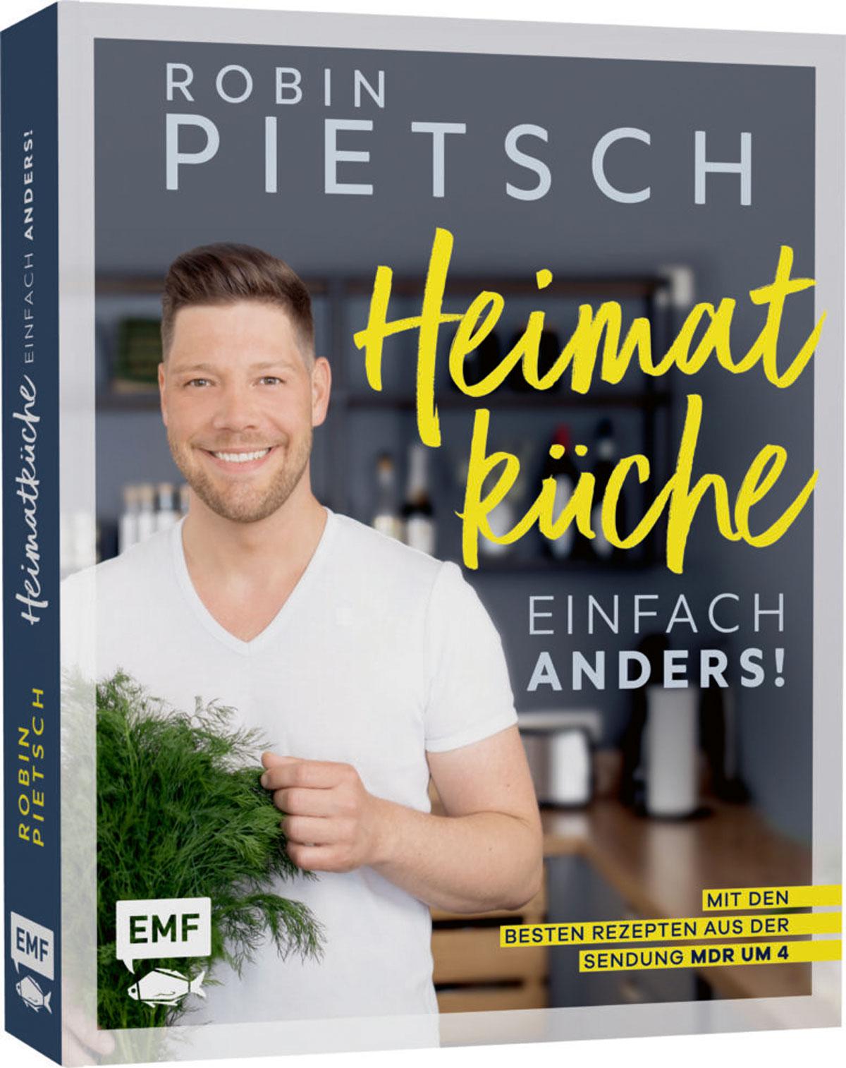 """Buchtipps, handverlesen: """"Heimatküche"""" von R. Pietsch"""