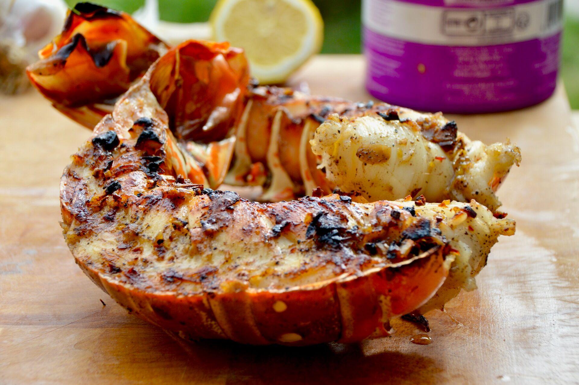 Foodblog: Gegrillte Langusten
