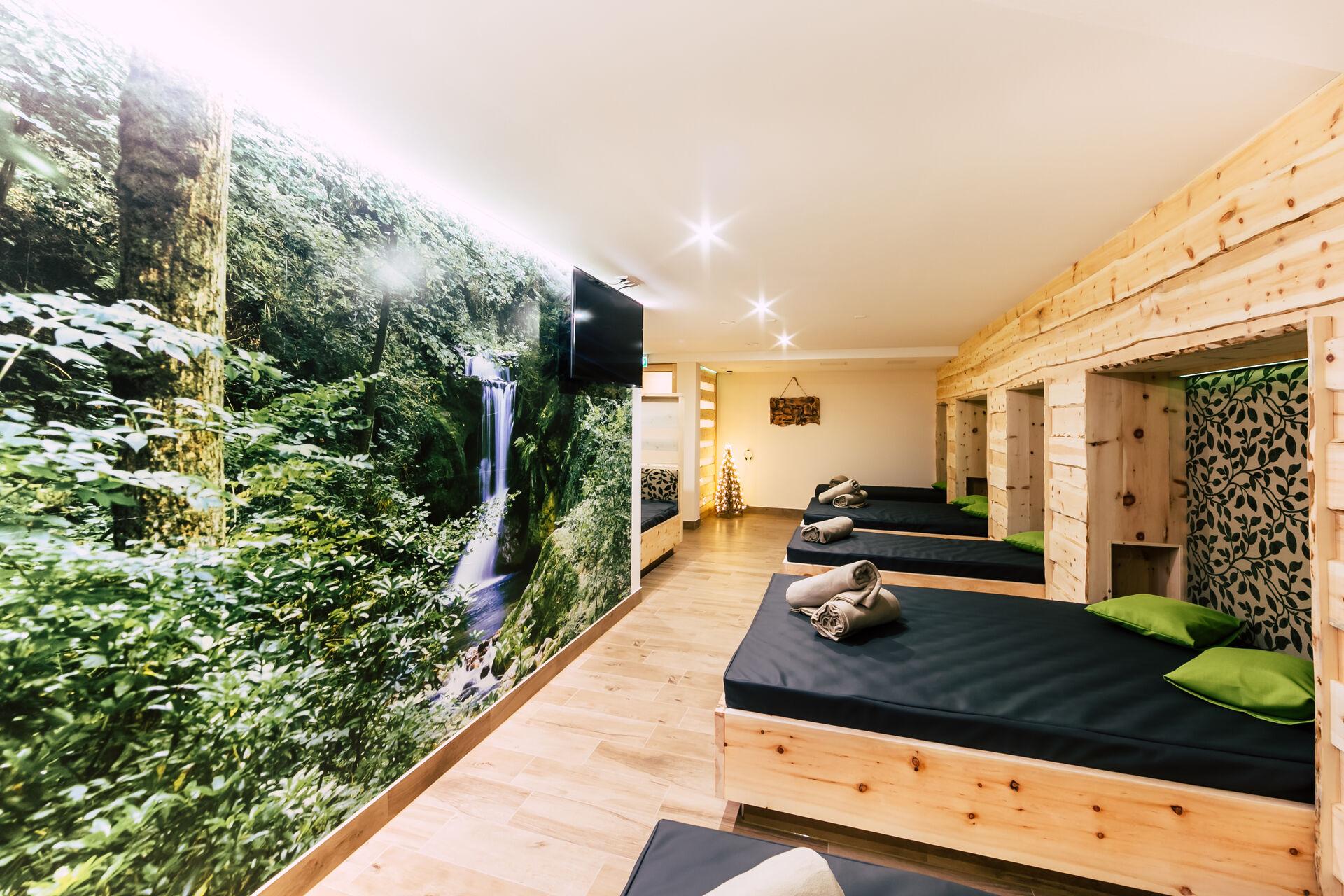 Ruheraum im Wellness- und Wohlfühlhotel Waldeck, Bodenmais