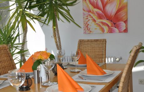 Vitalpension Maucher, Restaurant