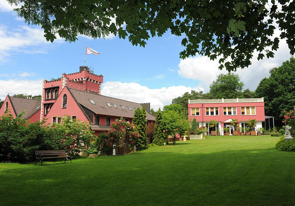 Unterwegs mit der Draisine – Aktivurlaub im Burghotel zu Strausberg