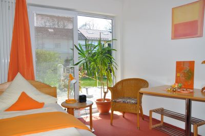 Vitalpension Maucher, Zimmeransicht