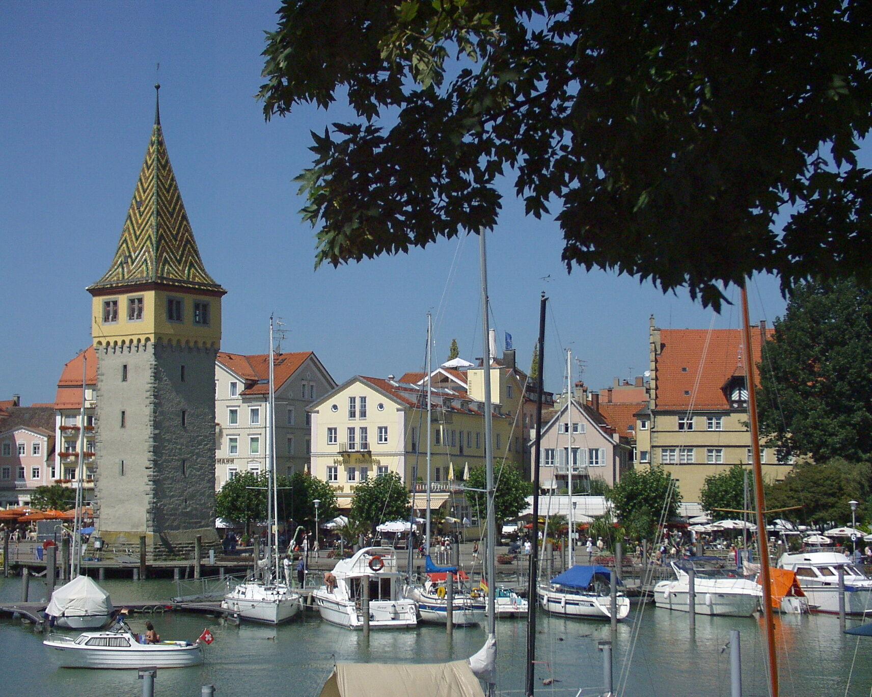 Lindau Hafenpromenade
