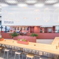 Restaurant im Futurium