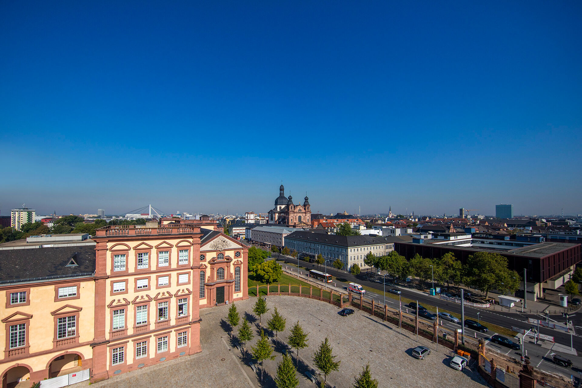 Wohin in Mannheim? Ausflugsziele in Stadt und Region