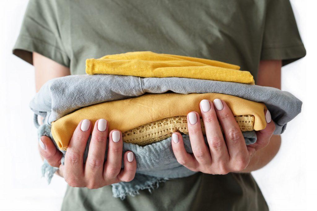 Kleidung ordentlich - 10 Dinge gegen Langeweile