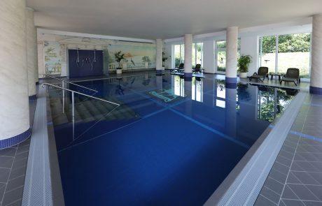 Burghotel zu Strausberg, Wellness