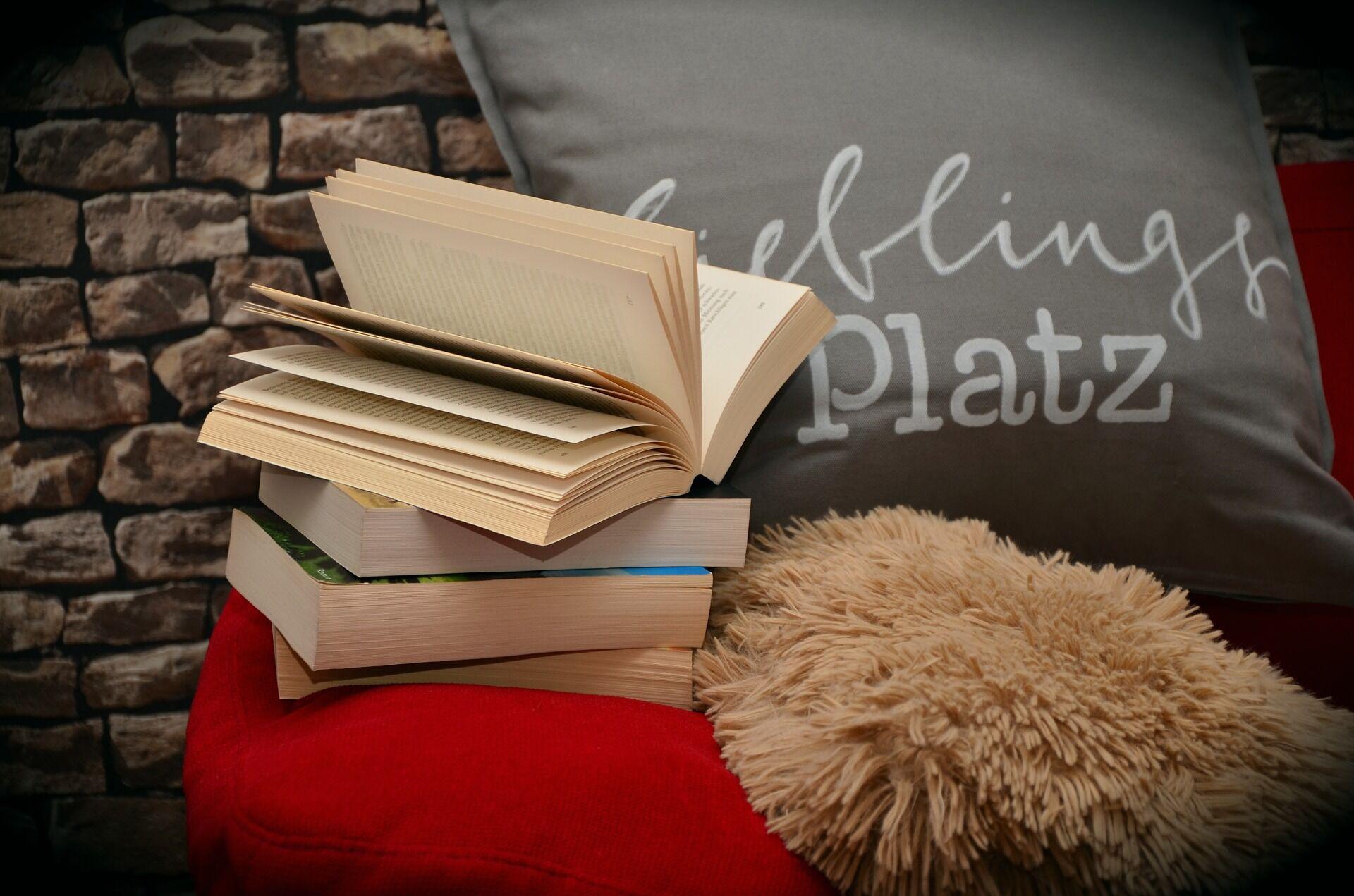 Bücher - 10 Dinge gegen Langeweile