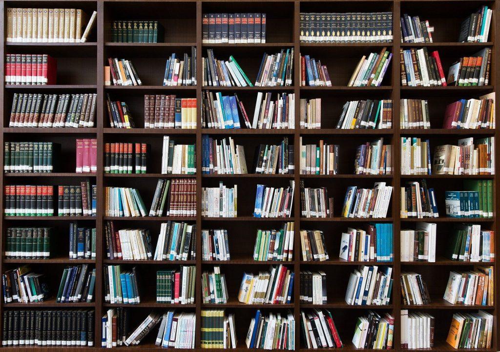 Bücherregal - Kultur im Netz