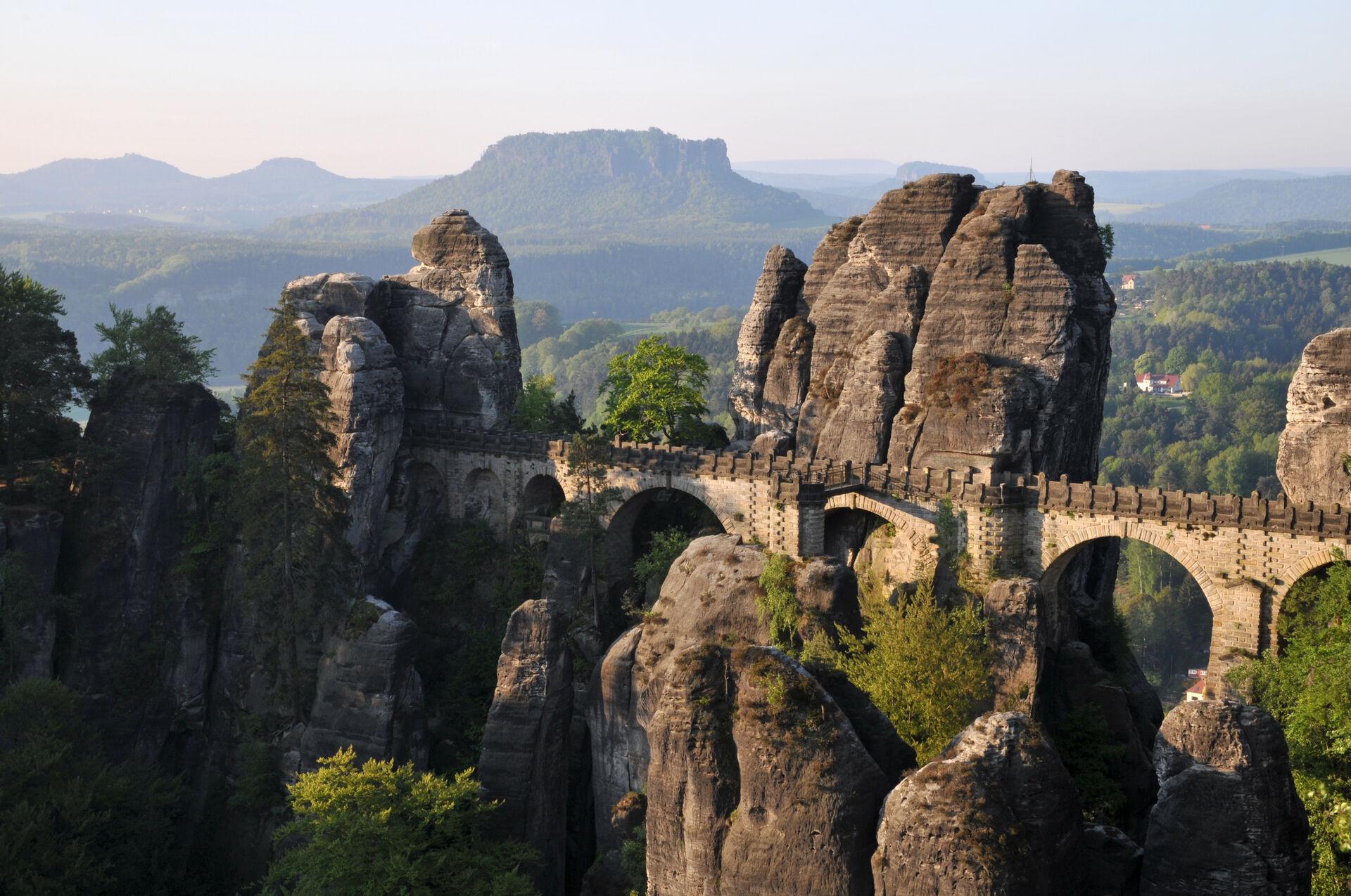 Die Bastei: Kleinod in der Sächsischen Schweiz