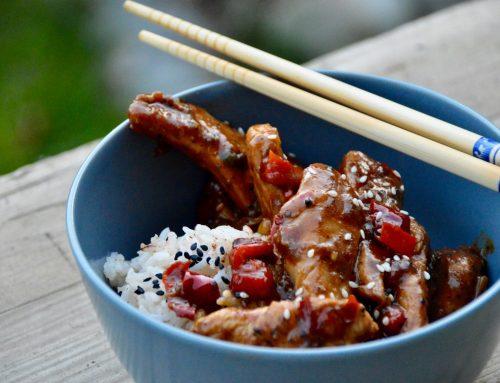 Foodblog: Rezept für Sichuan-Chicken