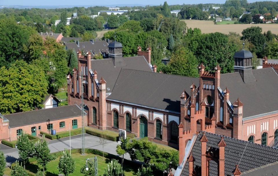 Coalmine Zollern II / IV: Museumsstandort des LWL-Industriemuseums, Ruhrgebiet