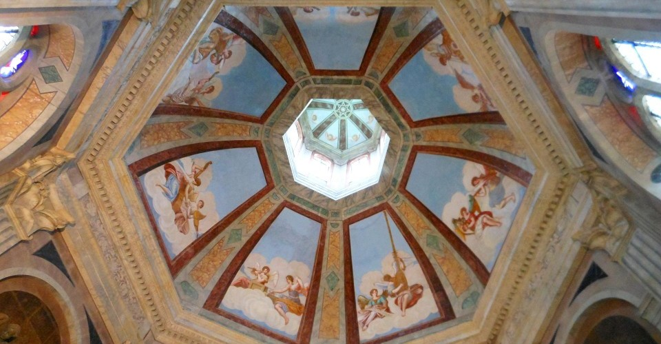 Mausoleum Stadthagen 10 Kuppel
