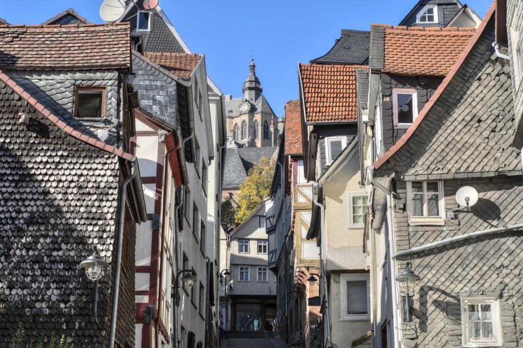 Altstadt Marburg, Marburg-Biedenkopf