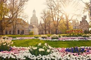 Dresden im Frühling - Spezialitäten aus Sachsen