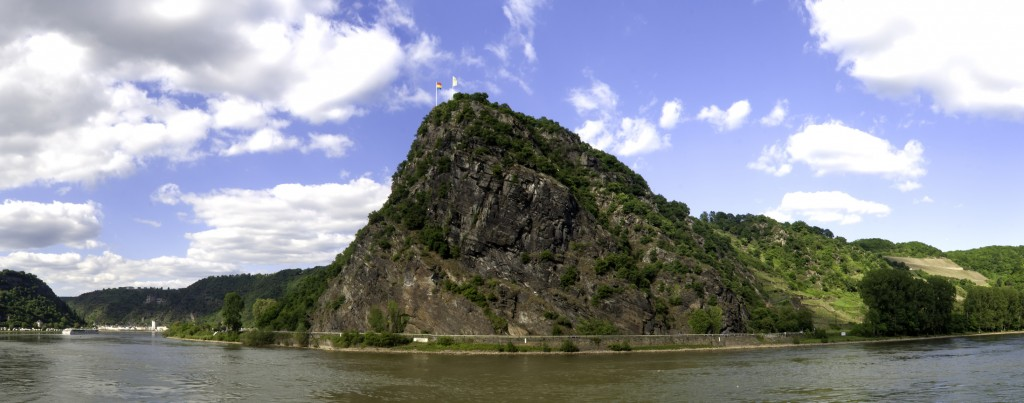 Loreley am Rhein