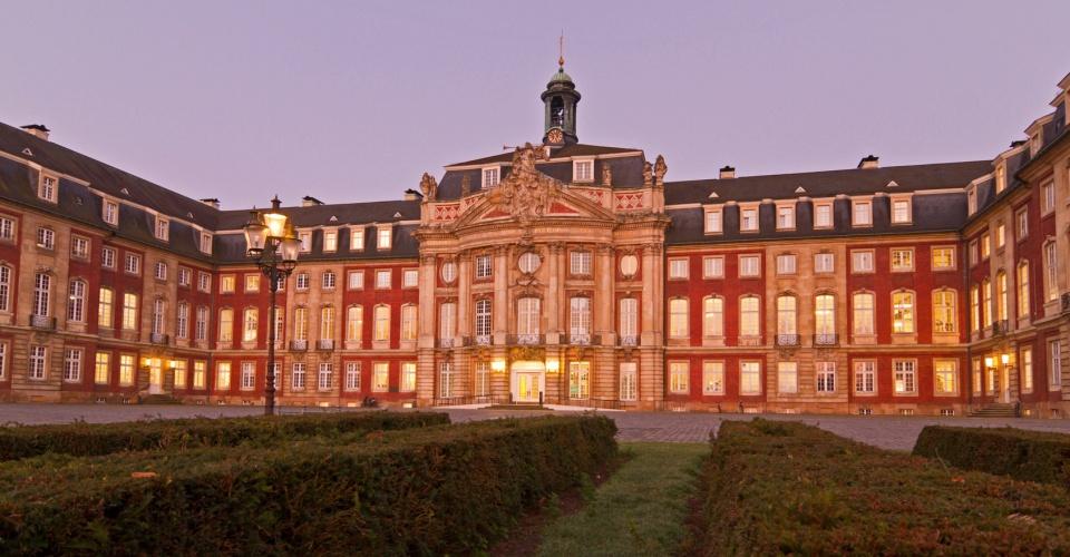 Fürstbischöfliches Schloss Münster, Münsterland